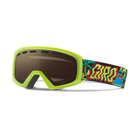 GIRO Rev-lime shark party AR40