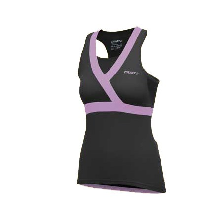 Dres Craft Active Wave Singelt dám.čern.vel. XL