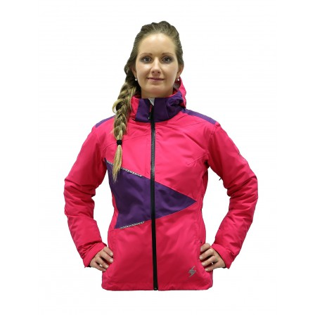 Bunda Blizzard Viva Performance Ski grenadine/purple wmn vel. S