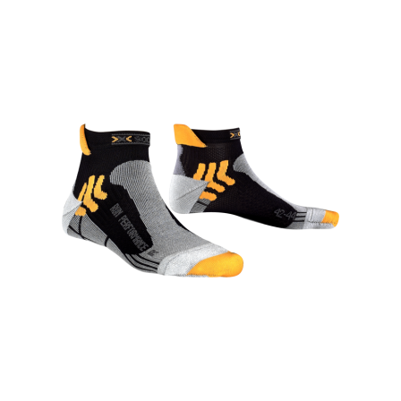 Ponožky X-Socks Run Performance Black 35/38