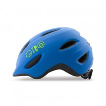 GIRO Scamp-matte blue/lime-XS