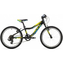 "kolo Rock Machine 20"" Surge 20 black/yellow/blue"