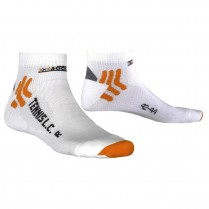 Ponožky X-Socks Tennis Low Cut Silver 45/47