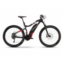 Haibike SDURO Hardseven 10.0 500Wh 20-r. XT vel.S blk/red neon 2018