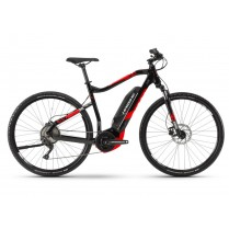 Haibike SDURO Cross 2.0 pánské 500Wh 10-r.Deore Yamaha blk/red vel.S 2019