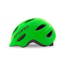 GIRO Scamp-green/lime lines-XS