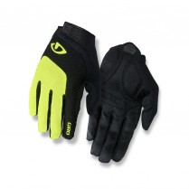 Rukavice Giro Bravo LF Highlight Yellow vel. XL