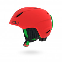GIRO Launch - mat bright red vel. XS