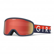 GIRO Roam Midnight/Red Throwback Amber Scarlet/Yellow (2Skla)