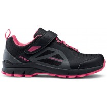 Tretry NORTHWAVE Escape Woman Evo Black/Fuchsia - vel. 40