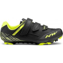 Tretry NORTHWAVE Origin - Black/Yellow Fluo - vel. 42