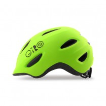 GIRO Scamp-mat lime-S