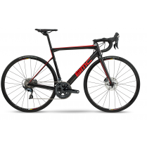 BMC Teammachine SLR02 DISC TWO 56cm carb/red 2018