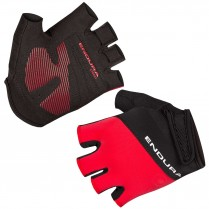 Rukavice Endura Xtract Mitt II - Red vel. XL