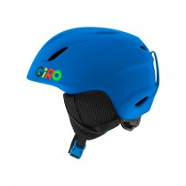GIRO Launch Matte Blue Wild vel. S