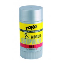 stoupací vosk Toko Nordic Grip wax red 25g
