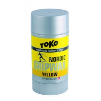 stoupací vosk Toko Nordic Grip wax yellow 25g