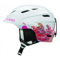 Giro Nine.10 Jr. White/stormy sea vel. M jr