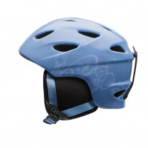 Giro G9 Jr. Light Blue Swirls vel. S
