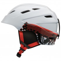 Helma lyž. Giro Nine.10 Jr. White/logo vel. S jr