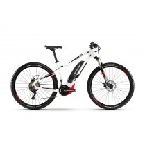 Haibike SDURO HardNine 2.0 400Wh 10-R Deore vel.S 40cm wht/blk/red 2019