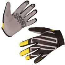 Rukavice Endura Kids Hummvee Glove II BLK 7-8 let