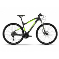 "Haibike SEET HardNine 4.0 Deore 18"" S antr/neon/blk 2018"