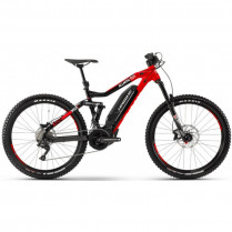 Haibike XDURO AllMtn 2.0 500Wh Deore blk/red/wht vel.M 2019
