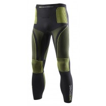 X-Bionic Accumulator Evo Pant Long Man Charcoal/Yellow vel. S/M