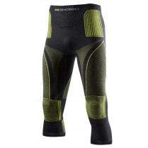 X-Bionic Accumulator Evo Pant Medium Man Charcoal/Yellow vel. S/M