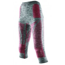 X-Bionic Accumulator Evo Pants Medium Lady Grey Melange vel. L/XL