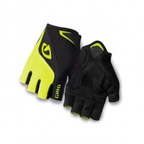 Rukavice Giro Bravo Black/yellow vel. XXL