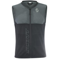 Scott Light Vest M's Actifit Plus - black/iron grey vel. L