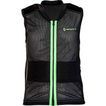Páteřák Scott Jr.Back  Vest Protect. Soft green vel.XS