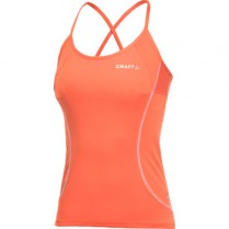 Dres Craft Active Top dámský oranž.vel. XL