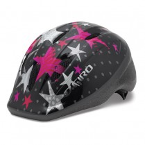 GIRO Rodeo-black/pink stars