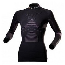 X-Bionic Accumulator Lady Evo Shirt Long Turtle Neck črn.vel.XS