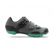 Tretry Giro Manta R charcoal/turq W vel. 39